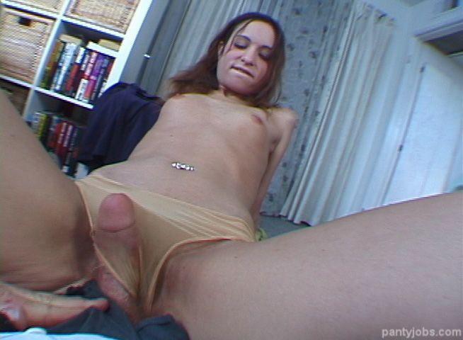 panties Amber rayne